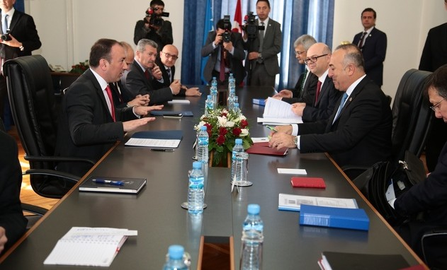 Turkey promised to continue supporting BiH