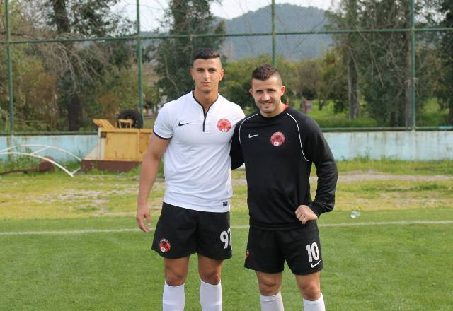 Two Albanian football players jailed in Norway for match fixing