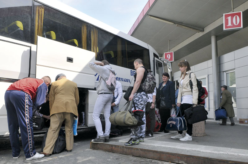 Increased number of economic asylum seekers from Montenegro