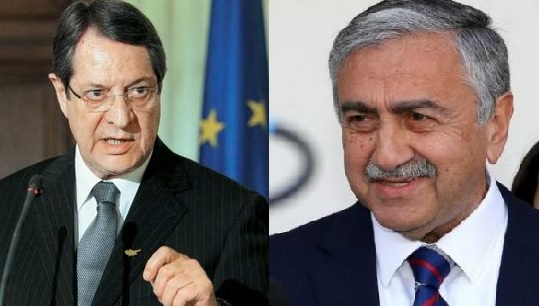 Cyprus President and new Turkish Cypriot leader resume peace talks