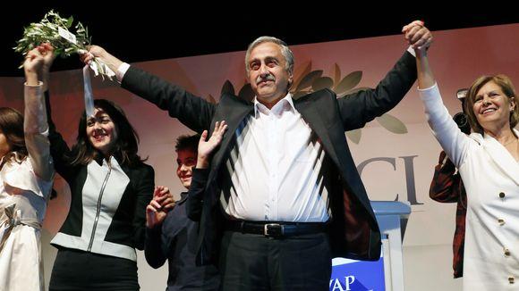 Akinci's win welcomed by Greek side but not from Erdogan