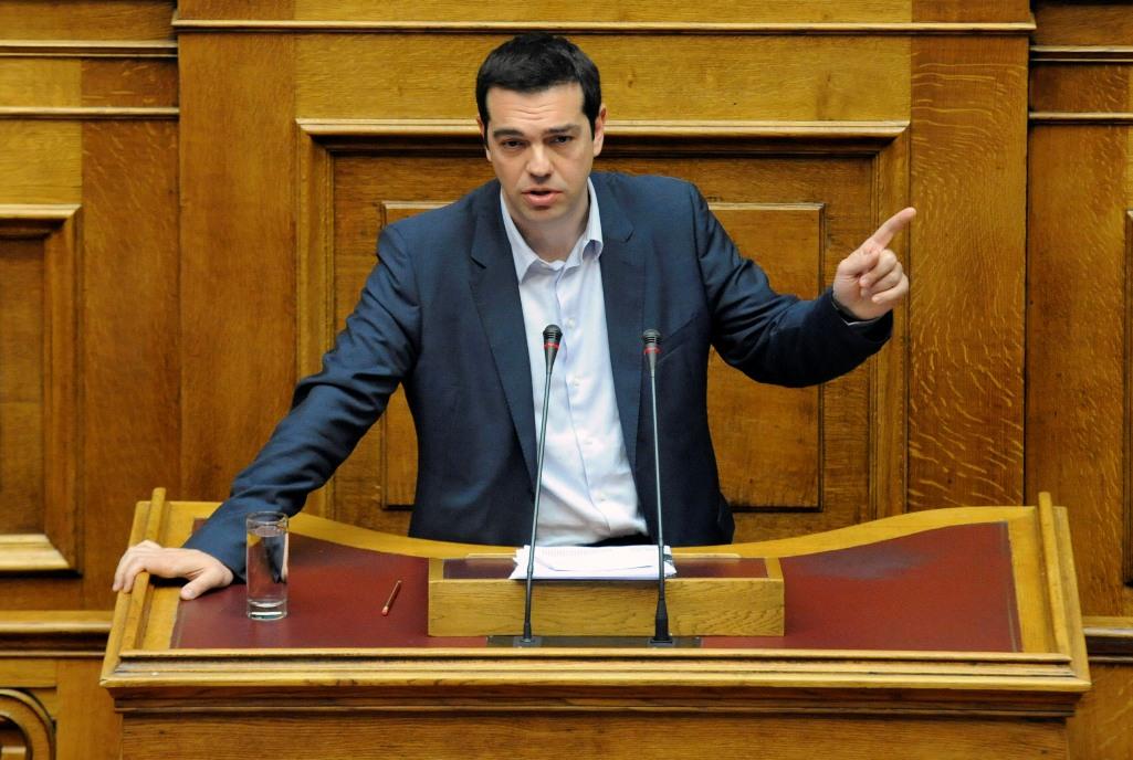 Tsipras spoke on the phone with Merkel-Dijsselbloem