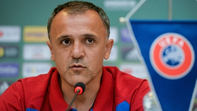 Drulovic is the new boss of FYROM's national football side