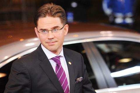 Katainen: The confidence in Greece diminishes