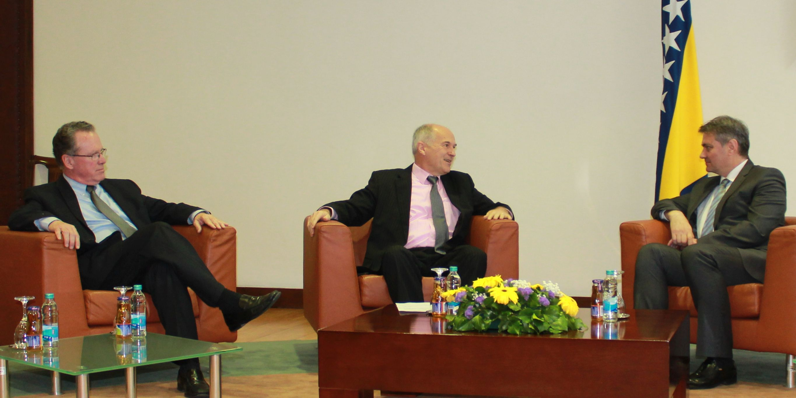 Zvizdic: EU integration an absolute priority