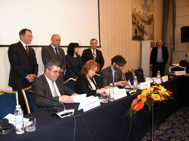 Bulgaria, Greece and Romania sign gas corridor memorandum