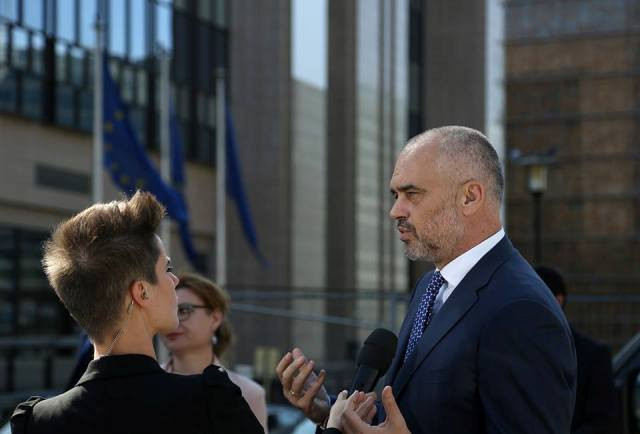 Albania is ready to start negotiations with the EU, says PM Rama