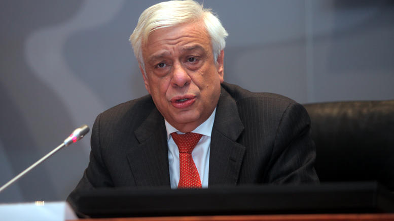 "Pavlopoulos: ""The wound in Democracy has not fully healed yet"""