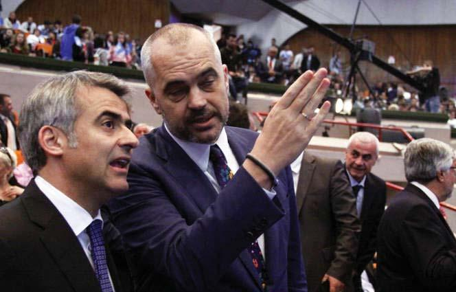 Greek minority decides to run on its own in the June 21 elections in Albania