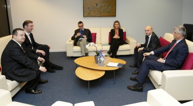 Fresh round of talks held today between Kosovo and Serbia