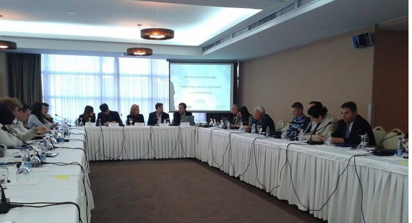 Kosovo aims to create a system for the protection of children