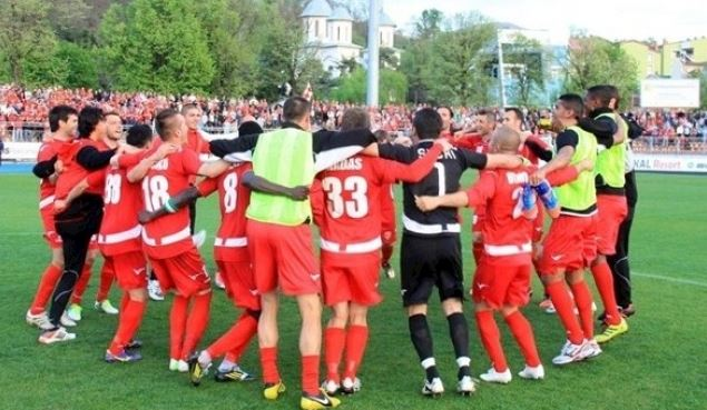 """Albanian football Super League, """"Skenderbeu"""" of Korca leads with several records"""