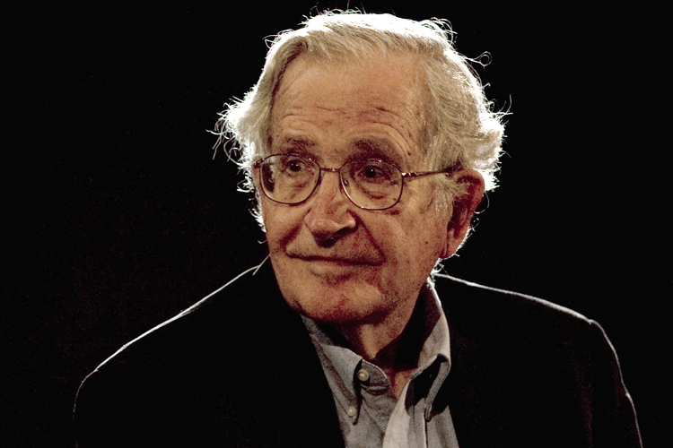 Chomsky: The Greek debt must be deleted as with the Germans in 1953