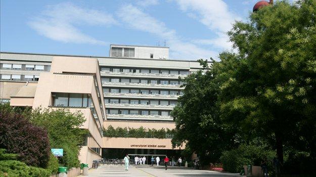 First Ebola case suspected at Ljubljana hospital