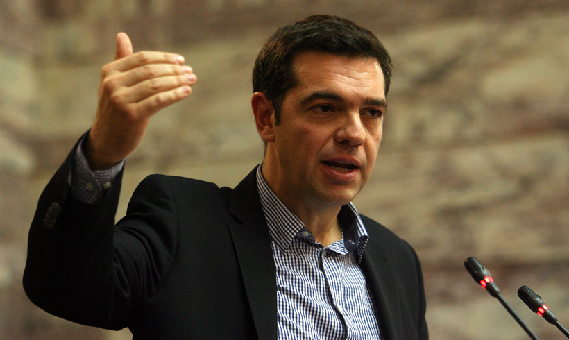 Tsipras: 'The deal will close – these are our four red lines'