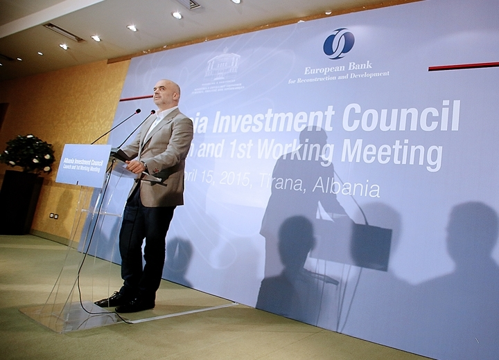 Albania launches Investment Council