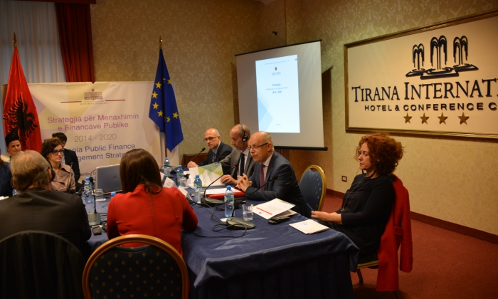 Albania launches the implementation of its Public Financial Management Strategy