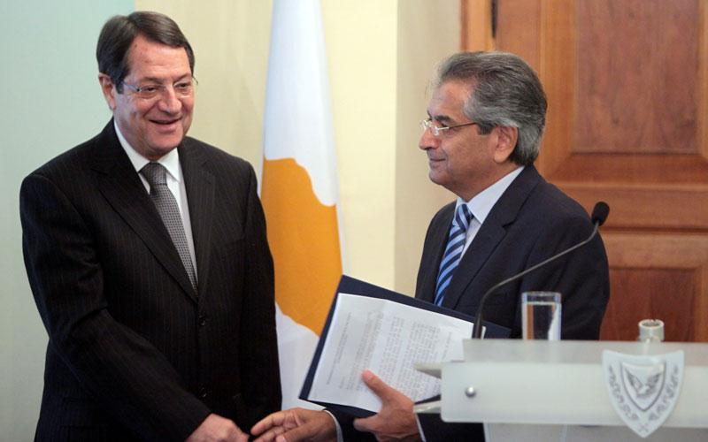 "President's request ""humiliates institutions"" says Cypriot Attorney General"