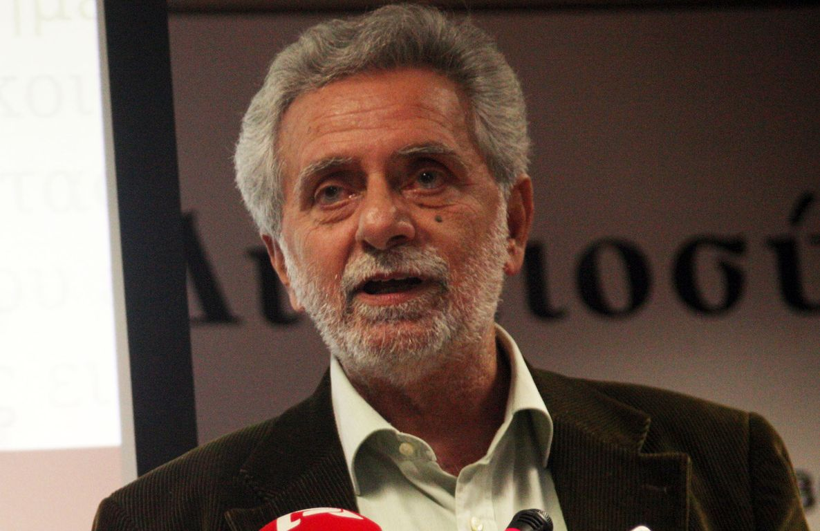 Dritsas: 'The increase in immigration is not due to a change in government policy'