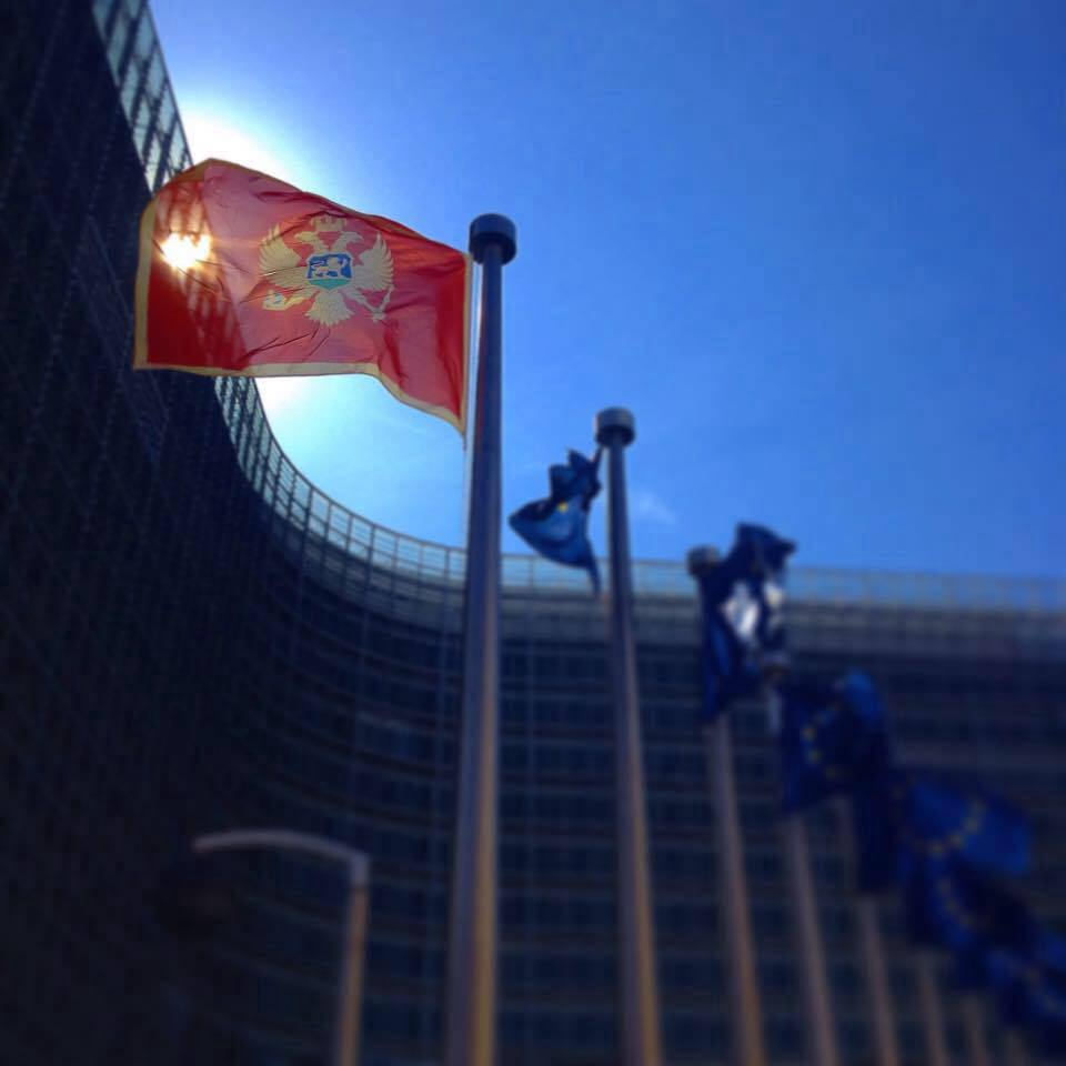 Montenegro's negotiations with the European Union suspend all trade agreements