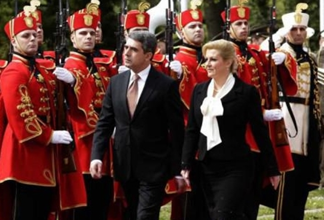 Bulgarian, Croatian presidents back EU prospects of Western Balkans