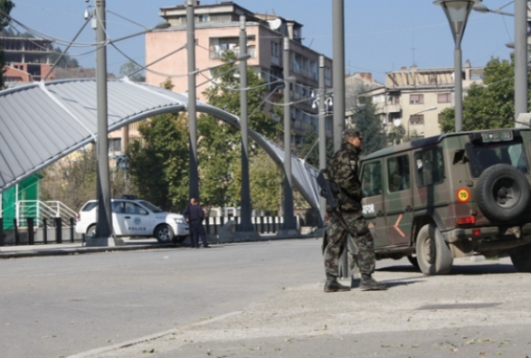 Situation become tense in the north of Kosovo