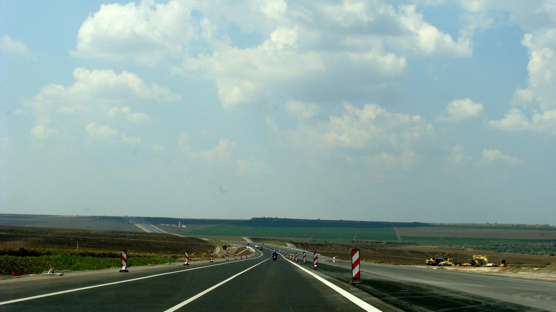 Romania finally tags long-awaited highway as zero priority