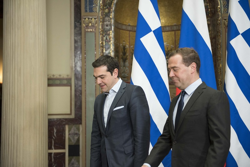 Medvedev: We view Greece as a very important partner