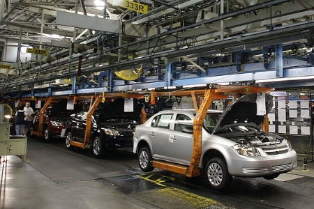 Automotive industry is Turkey's biggest export sector