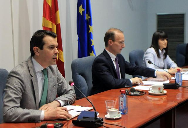 Political crisis is damaging the image of the country, says foreign minister Poposki