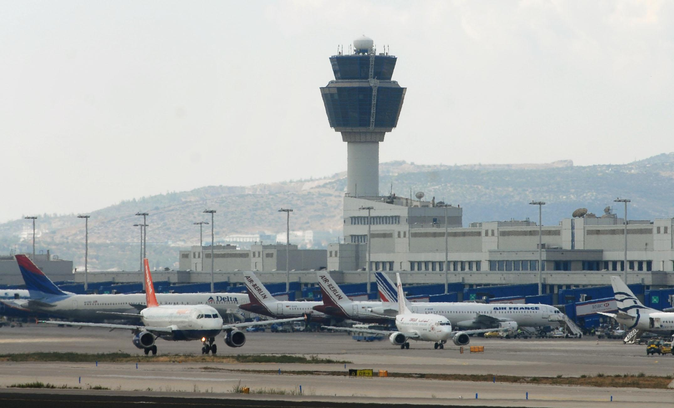 Passenger traffic increases in all Greek airports