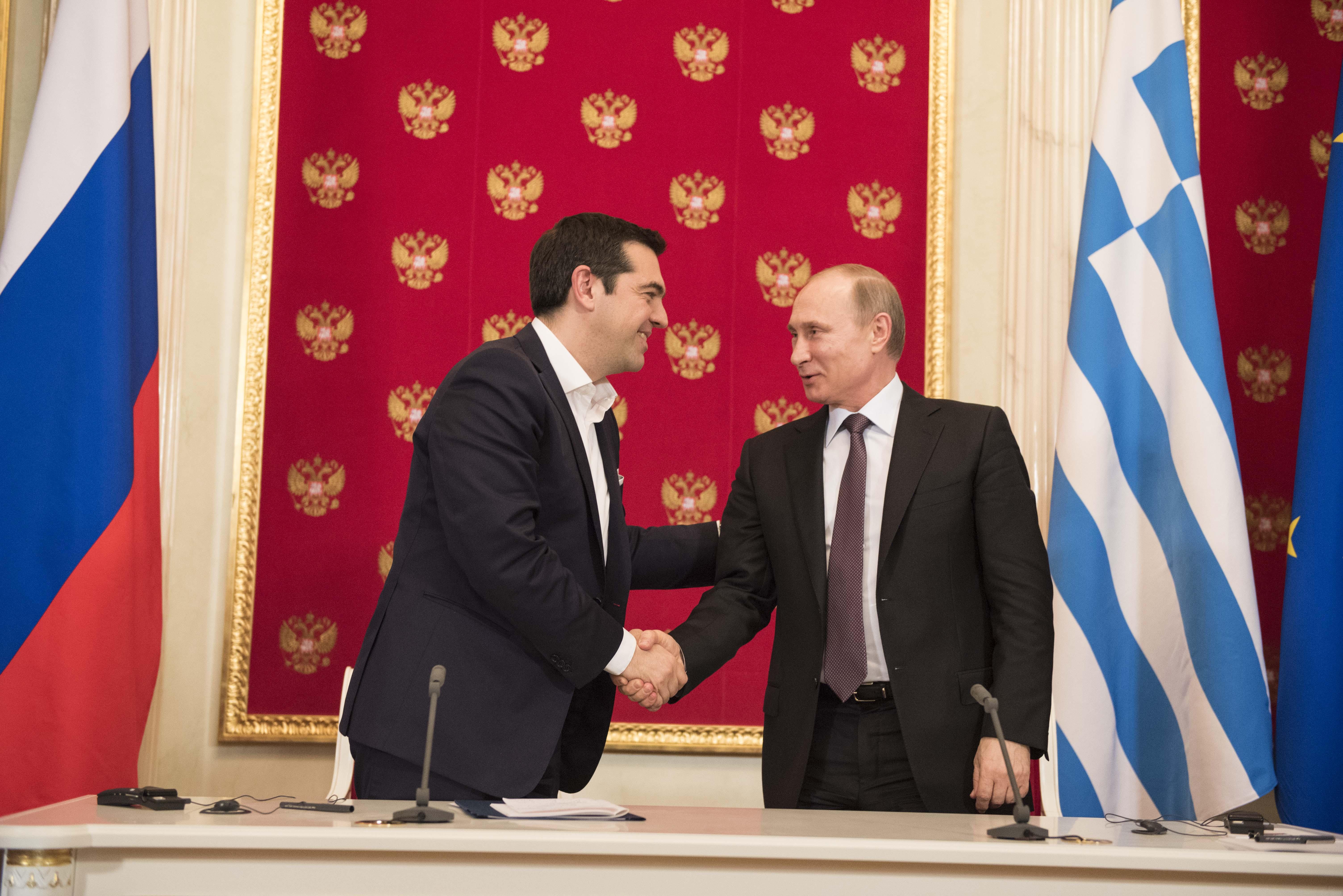 Greece-Russia relations enter new era