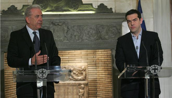 Tsipras: Greece needs a long-term national strategy for immigration within the EU framework