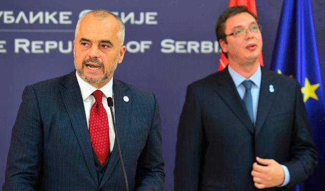 Vucic: Greater Albania will never exist
