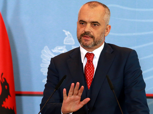 Albanian PM pledges measures for the fuel sector