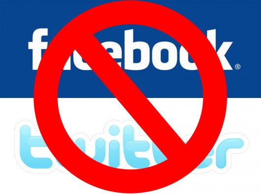 Access to all social networks banned in Turkey due to posting of prosecutors' hostage  photo on the web