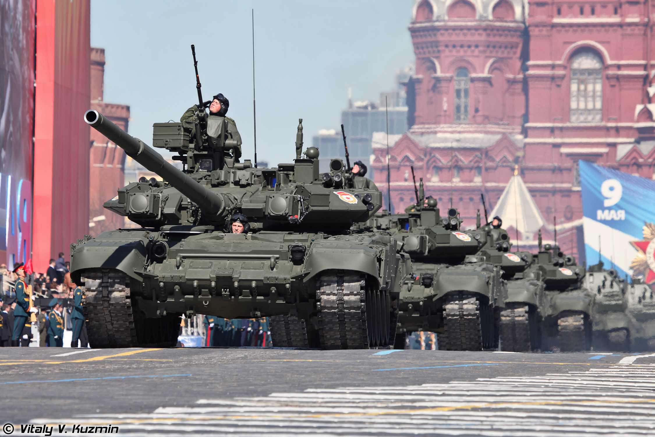 Serbia 'close' to participating in Moscow parade