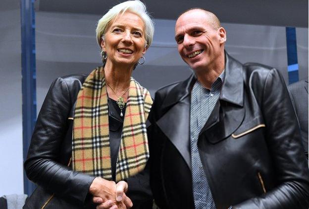 Varoufakis confirms Greece will repay IMF on April 9