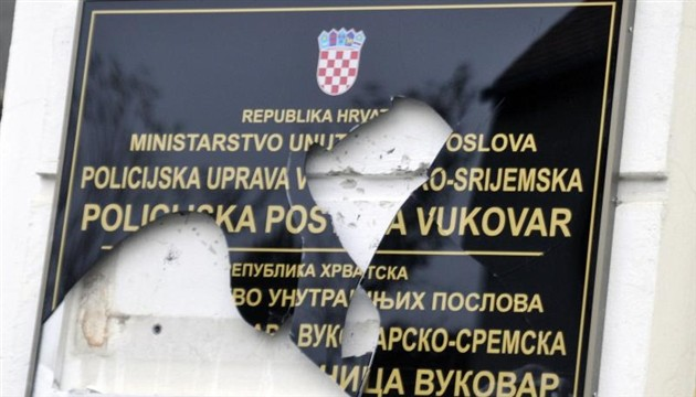 UN claims that Croatia must ensure the use of the Cyrillic alphabet in Vukovar
