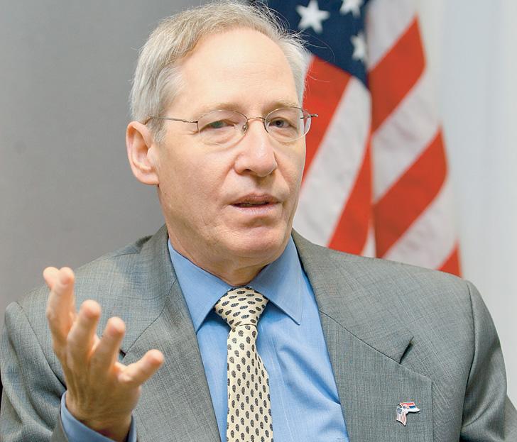 Seselj surprised me, American ambassador to Serbia says
