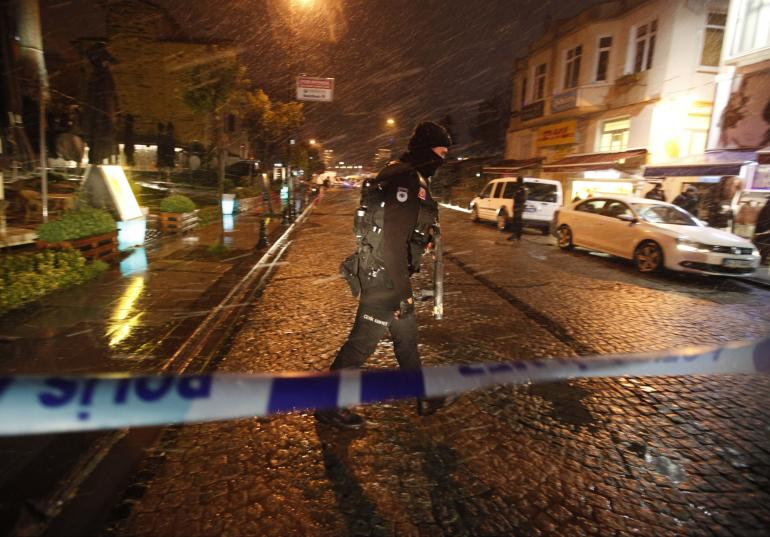 Emergency security measures in Istanbul after the consecutive terrorist attacks