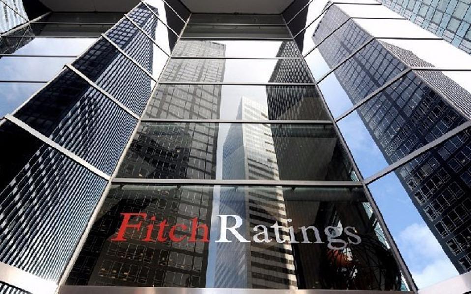Fitch downgraded four Greek banks