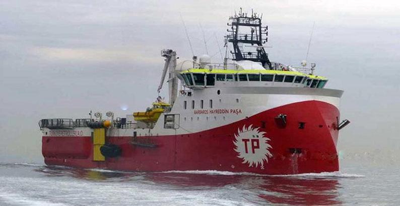 Cypriot Presidentwelcomes departure ofTurkishseismic vessel