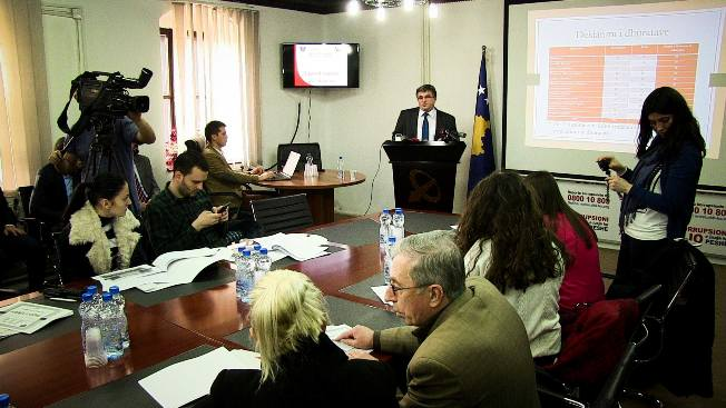 """""""Corruption in Kosovo is not being fought"""""""