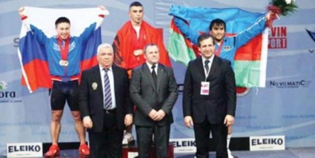 Albanian Weightlifting Federation is suspended from all international activities