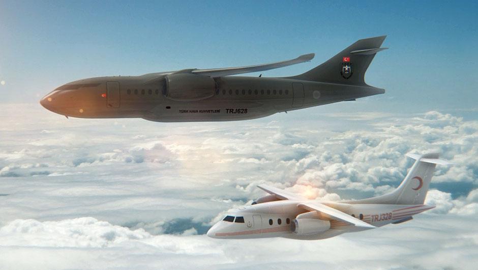Turkey to develop its own passenger aircraft