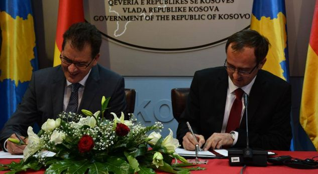 Germany is committed to help Kosovo's economic development
