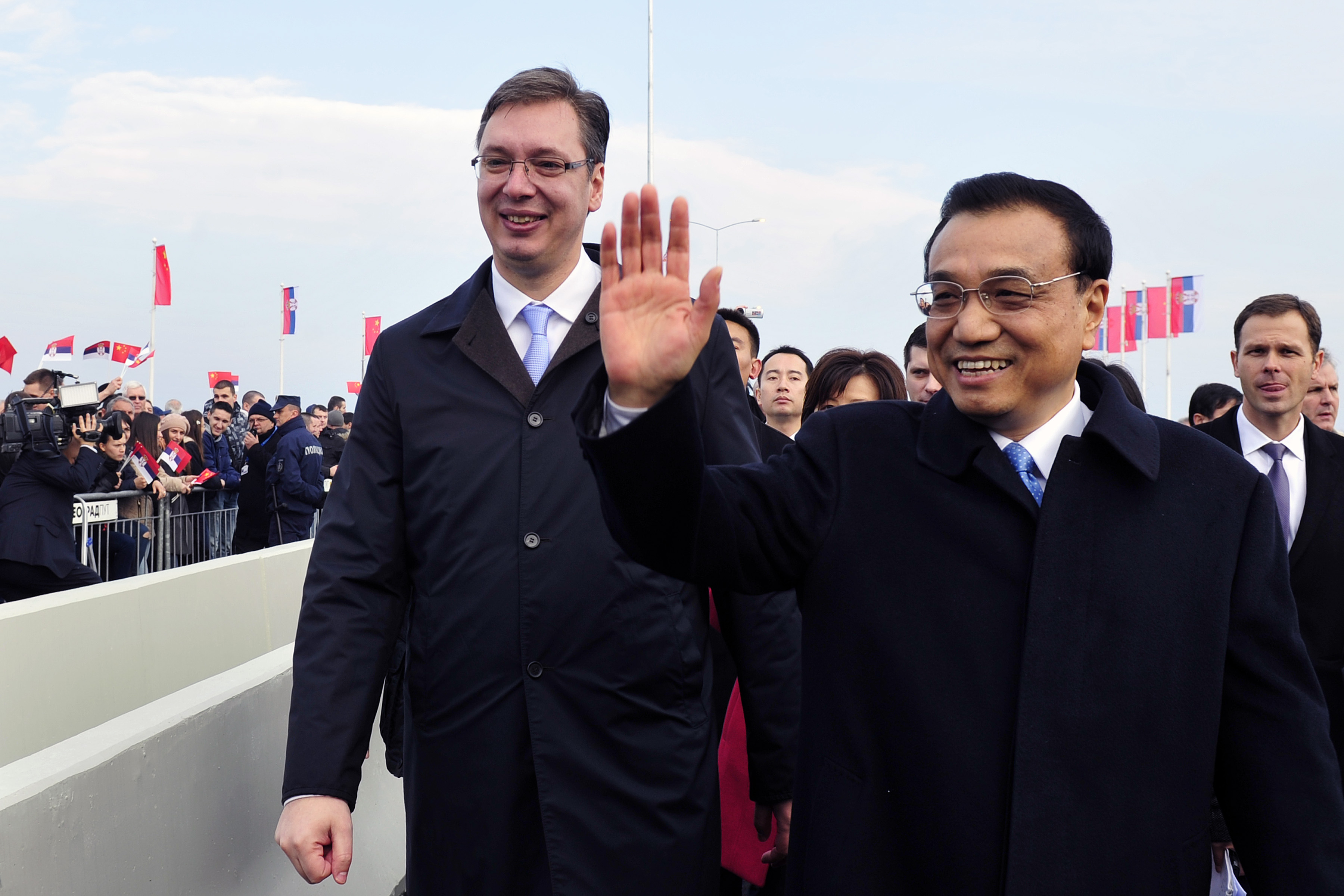 Early elections in Serbia a possibility