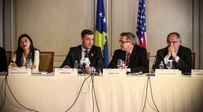 USAID: Citizens of Kosovo are not happy with the situation of economy