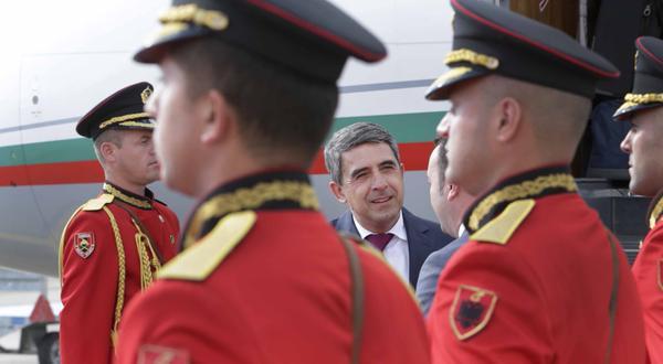 Bulgarian president, Plevneliev: Balkan borders must not change